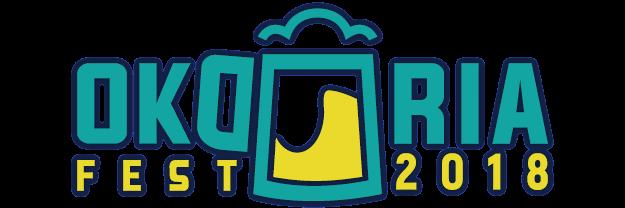 OKDORIAFEST 2018 Festa della Birra Logo