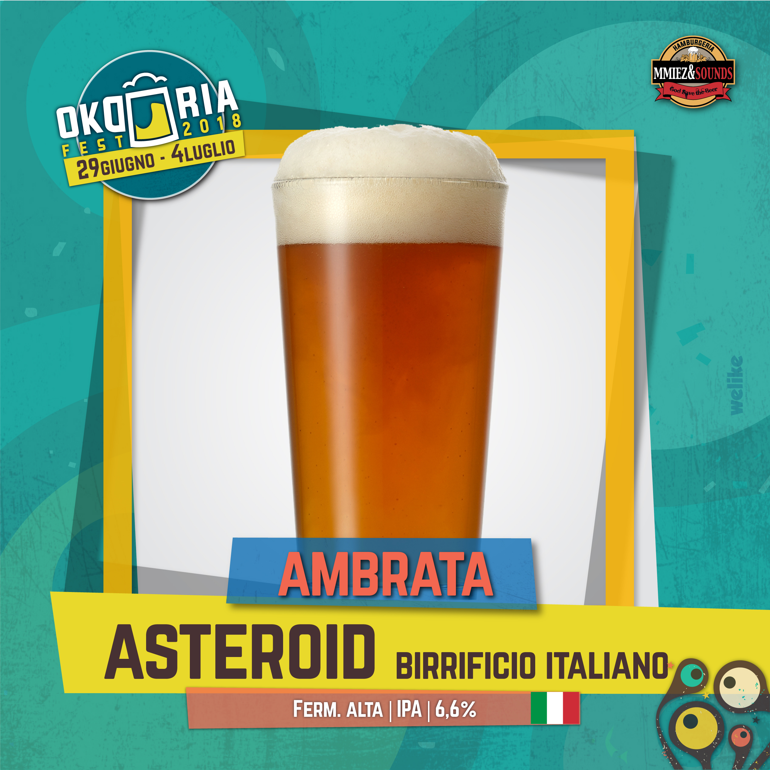 Birrificio Italiano Asteroid