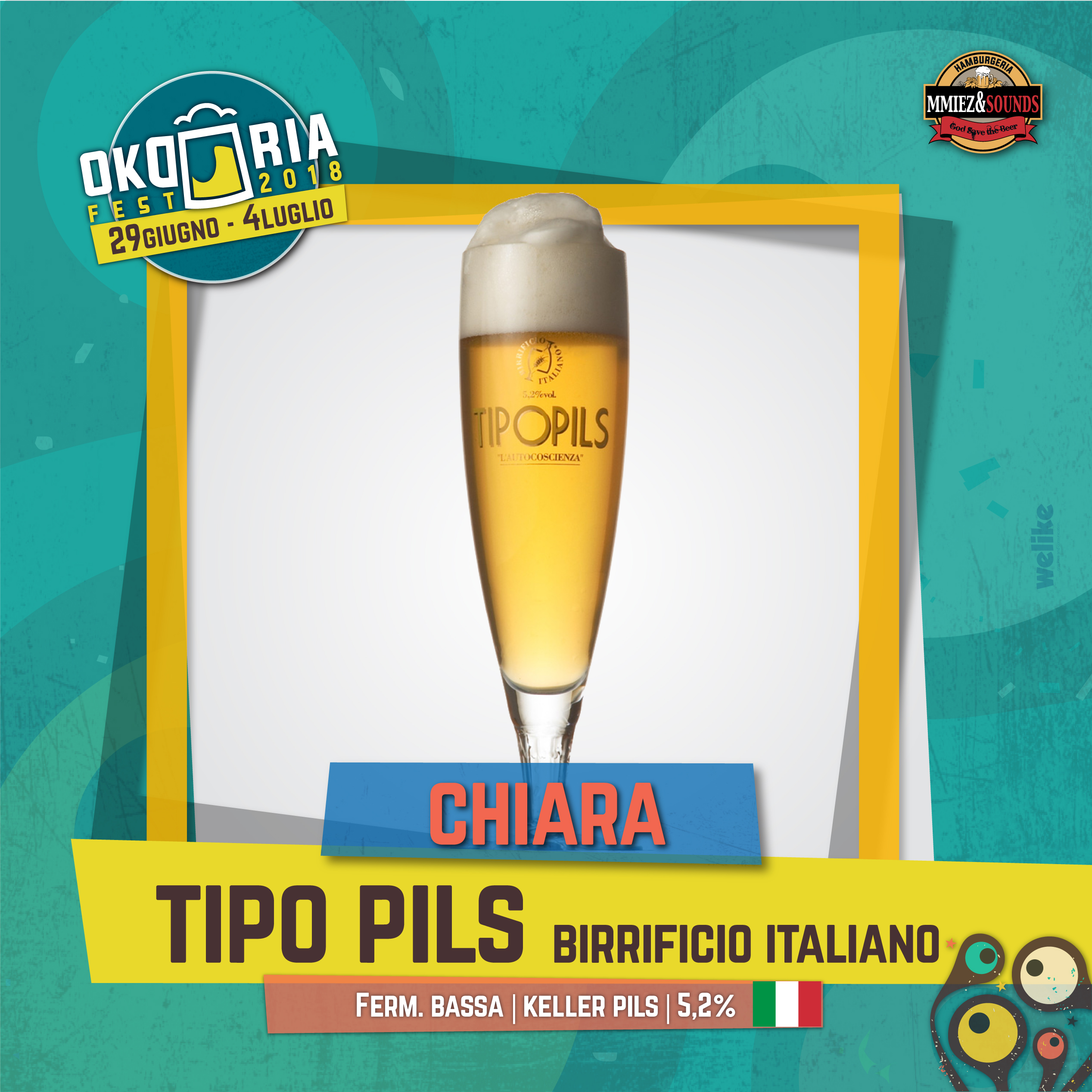 Birrificio Italiano Tipo pils