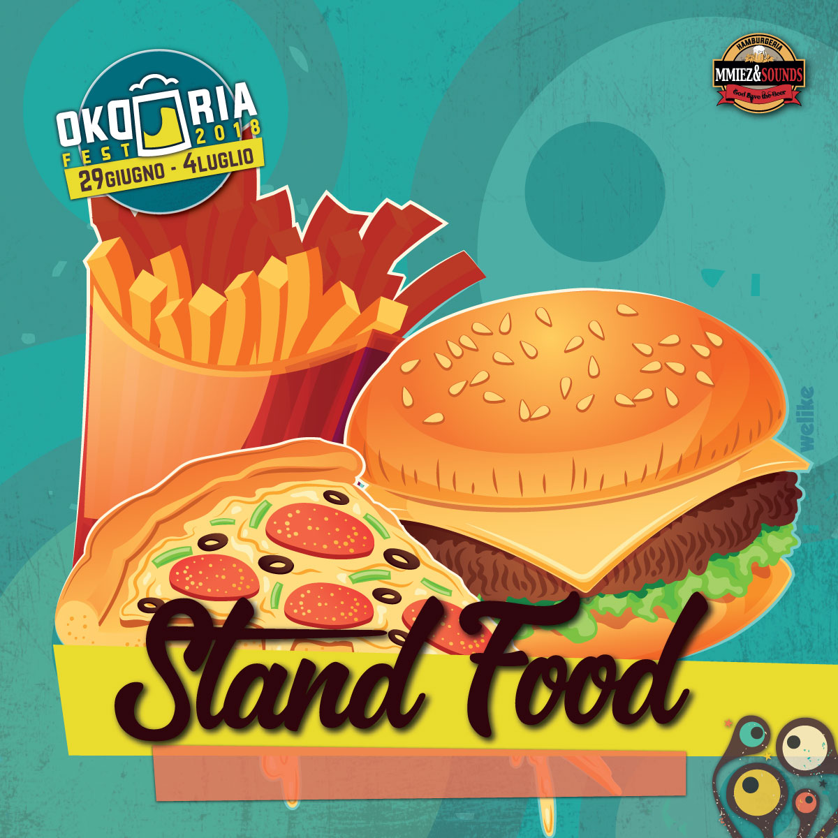 Stand Food