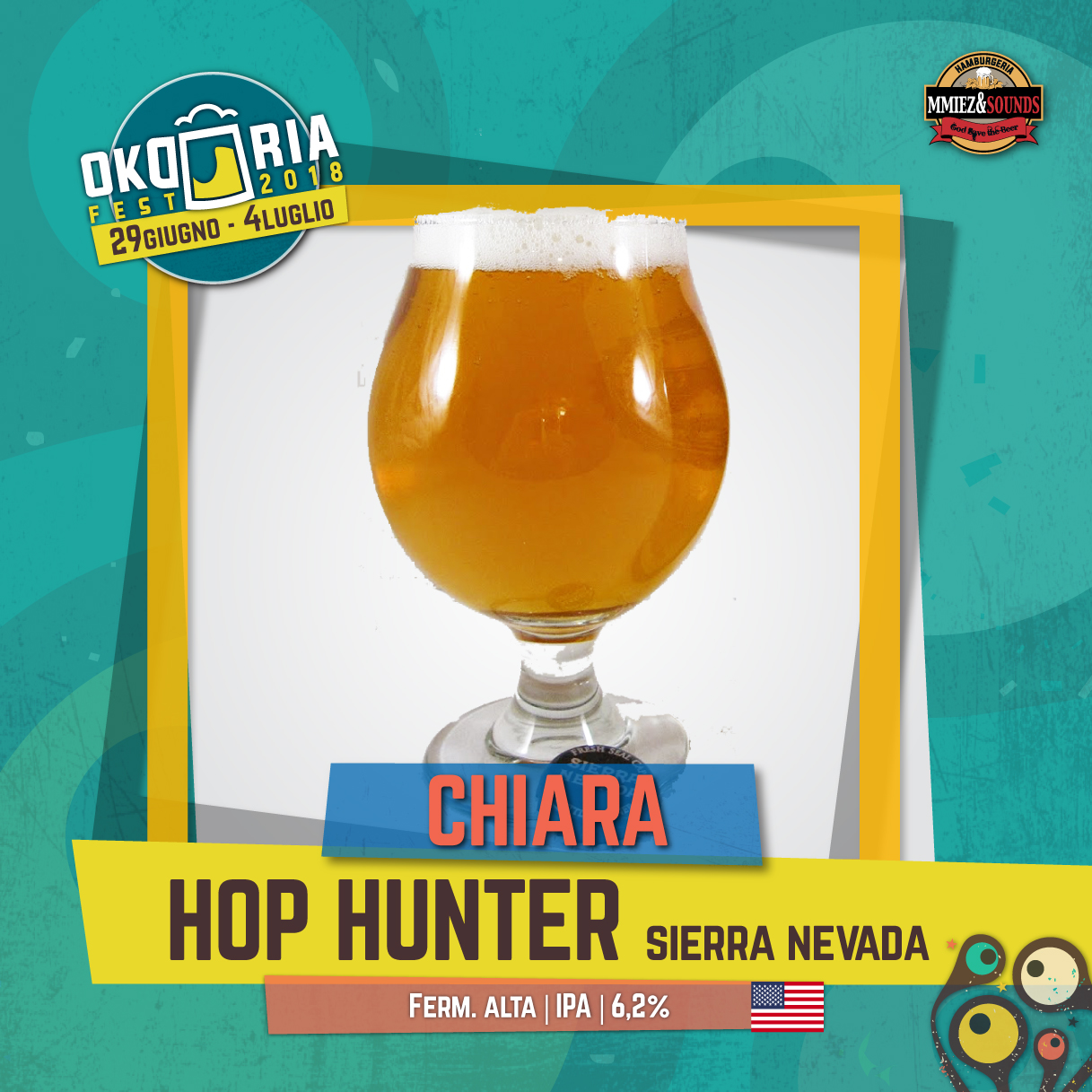 Sierra Nevada Hop Hunter