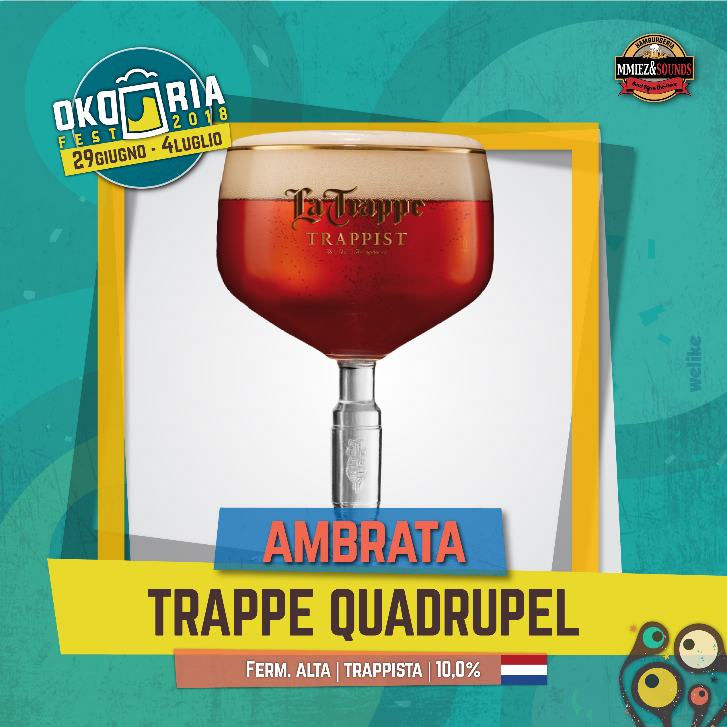 Trappe Quadrupel